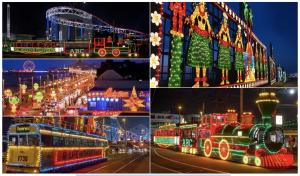 Blackpool Lights 2021